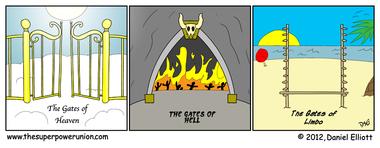 Gates Of Limbo