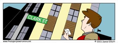 719 Clark Street Part 1