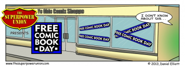 Free Comic Book Day Intro