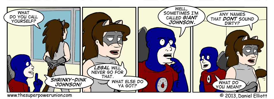The Superhero Job Part 13
