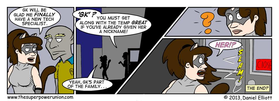The Superhero Job Part 15