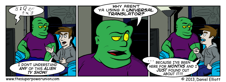 Lost In Translation Part 3