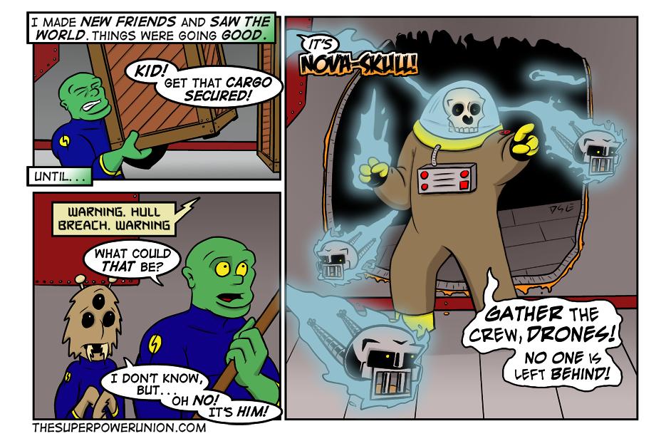 Smash: An Origin Story Part 5