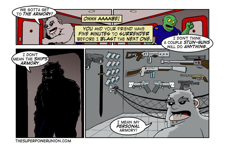 Smash: An Origin Story Part 10